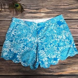 Lilly Pulitzer The Buttercup Short Size 4